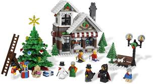 christmas sets advanced models winter brickset lego set guide and