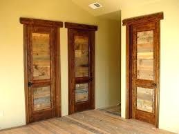 Interior Doors Ontario Solid Wood Bedroom Door Solid Wood Interior Door 9 Reclaimed Wood