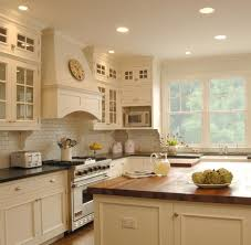 different countertops love the two different countertops and the backsplash is really