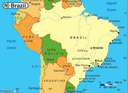 map of brasilia brasilia brazil map images