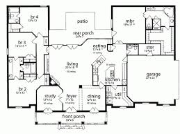 unusual design farmhouse plans with country kitchen 15 floor house