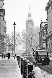 publication de beautiful things in the winter londres