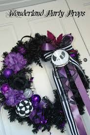 Nightmare Before Christmas Room Decor Nightmare Before Christmas Halloween Party Ideas Photo 1 Of 6