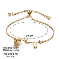 flower charm bracelet images Rose flower charm bangle cheap prices free shipping get amazing gifts jpg