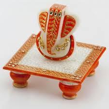 buy marble ganesha navratri special home decor online best
