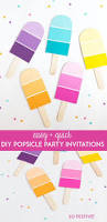 Best 25 Diy Birthday Invitations Ideas On Pinterest Cards Diy