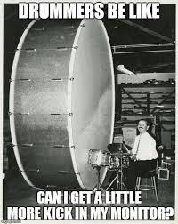 Drummer Meme - big ego man latest memes imgflip