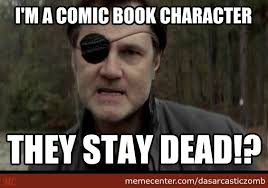 Memes The Walking Dead - the governor the walking dead by dasarcasticzomb meme center