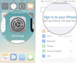 how to m how to create a new apple id on your iphone or ipad imore