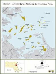 Map Boston Area by File Boston Harbor Islands National Recreation Area Png