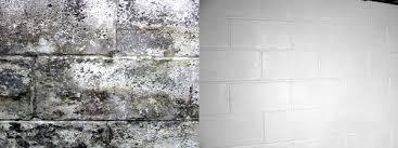 poured foundation wall cracks