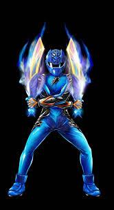 power rangers jungle fury blue ranger dxpro deviantart