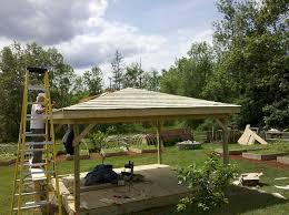 download diy outdoor gazebo solidaria garden
