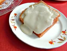 mama u0027s custard sauce southern plate