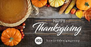 happy thanksgiving howard design