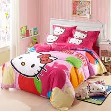 belles maison children brushed 100 cotton series kitty