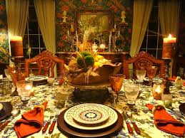 2014 us thanksgiving christine u0027s home and travel adventures main table for
