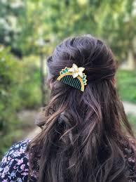 mulan hair comb mulan inspired comb