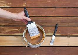 is it better to paint or stain your kitchen cabinets should you paint or stain your deck pros and cons of each