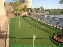 Backyard Putting Green Installation by Grass Installation West Slope Oregon Putting Green Backyard