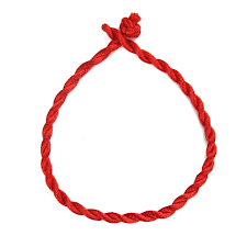string knot bracelet images 10pcs handmade weave lucky red rope chain bracelet traditional jpg