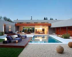 Best  Modern Pool House Ideas On Pinterest Prefab Pool House - Backyard bungalow designs