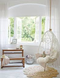 8 Awesomely Beautiful Indoor Swing Chairs My Cosy Retreat Swing Chair Bedroom