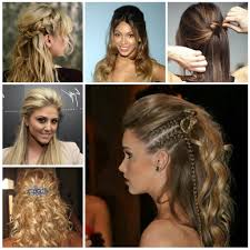 Formal Hairstyle Ideas by Up Hairstyles 2016 2016 Semi Updo Hairstyle Ideas 2016 Haircuts