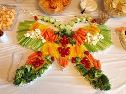 butterfly platter butterfly veggie tray projects to try veggie tray