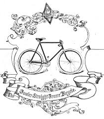 1897 fowler straight frame bicycle bicycle museum