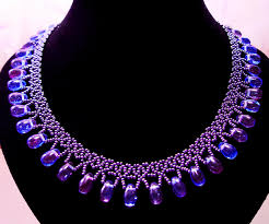 drop beads necklace images Category beading having kids jpg