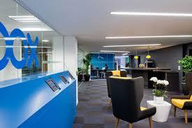 Office Canteen Design by Inside Box U0027s London Offices Officelovin U0027