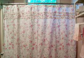shower rustic shower curtains awesome shabby chic shower
