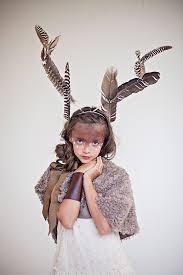 Deer Head Halloween Costume Babiekins Magazine Featurekins Conceptual Deer Costume Julie