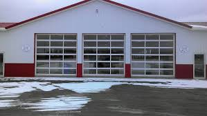 Overhead Door Installation by Commercial Garage Door Gallery Sunrise Door U0026 Woodworks Inc