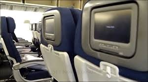 united airlines trip report iad fra economy class full
