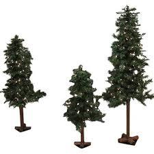 home woodland 3 alpine artificial tree