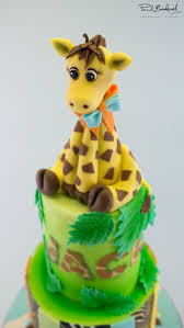 giraffe cake safari giraffe cake paul bradford sugarcraft school