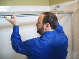 Shower Door Jamb How To Replace A Shower Door How Tos Diy
