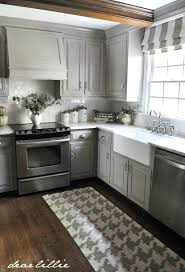 kitchen cabinets painted gray painted gray kitchen cabinets mattadam co