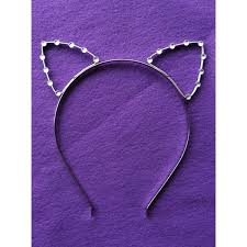 hairstyles with haedband accessories video taylor swift 22 music video cat ear headband with rhinestones