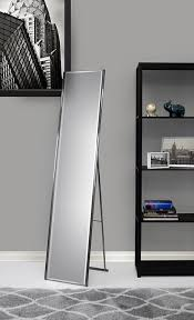 amazon com adesso wk2444 22 alice floor mirror powder coated amazon com adesso wk2444 22 alice floor mirror powder coated champagne full length mirror with steel finishing home decor accessories home kitchen
