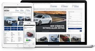 webseiten design dealership website galerie symfio wir erstellen webseiten für