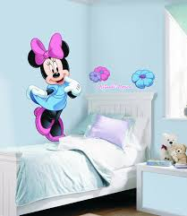 minnie mouse giant wall decal wallwall minnie mouse giant wall decal