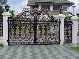 entrance gate wall designs home design u0026 architecture cilif com