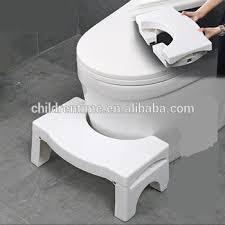 foldable bathroom toilet stool folding squatting stool for kids