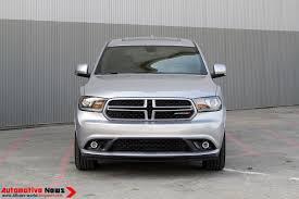 automotive news 2014 dodge durango
