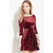 quite a crush wine red velvet midi dress velvet midi dress red