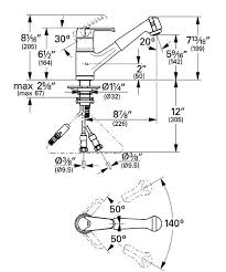 Grohe Kitchen Faucet Parts Repair Parts For Grohe Kitchen Faucets Regarding Faucet Design 16