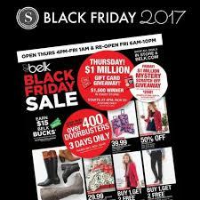 belk black friday ad 2017 deals scans hours